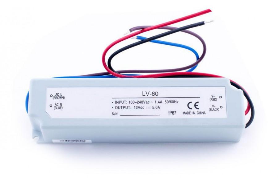 Блок питания LV-60