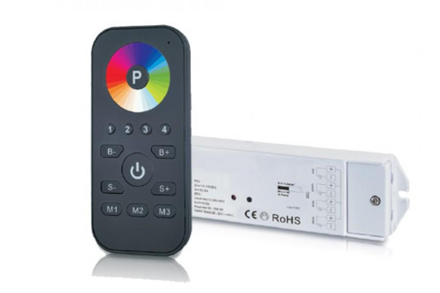 Контроллер RGB ZON +WHITE