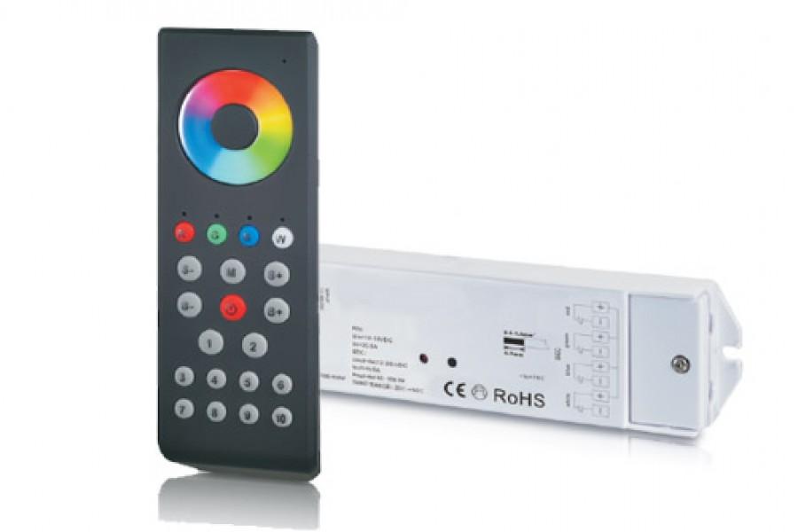 Контроллер RGB DELUXE