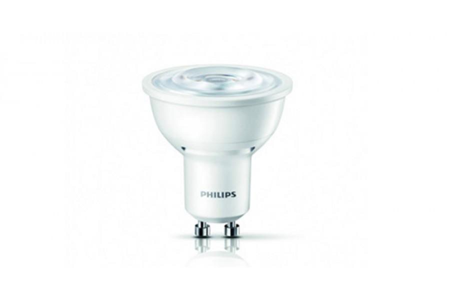Светодиодная лампа PHILIPS 4.5W GU10