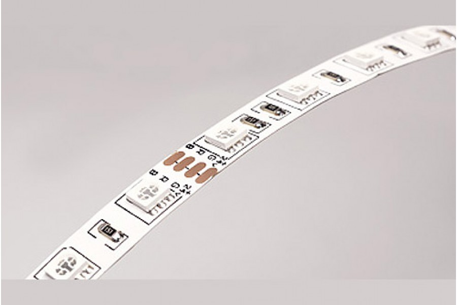 Светодиодная лента Azkoti 5050 2RGB