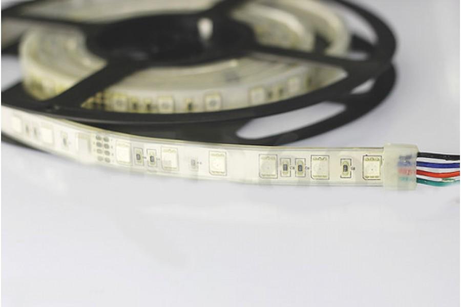 Светодиодная лента SMD 5050 60 RGB IP67