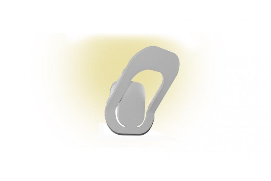 Настенный накладной светильник CIRKEL
