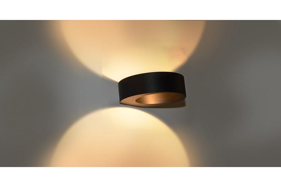 Настенный накладной светильник DONUT