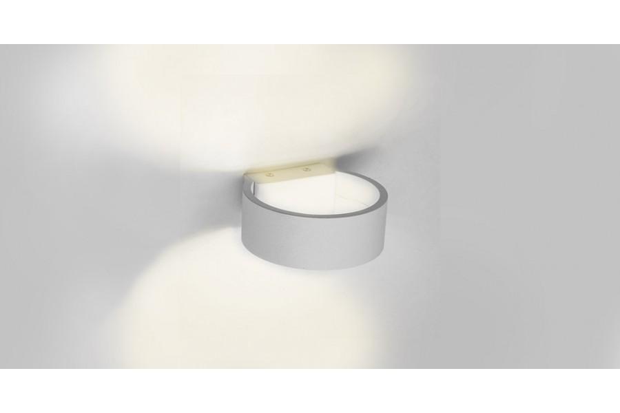 Настенный накладной светильник ECLIPS