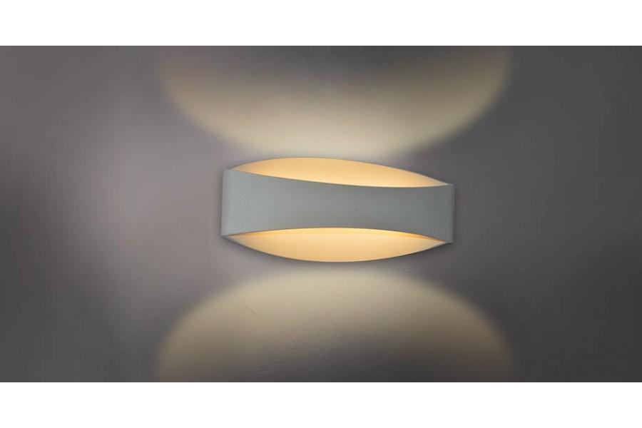 Настенный накладной светильник ELLIPSE