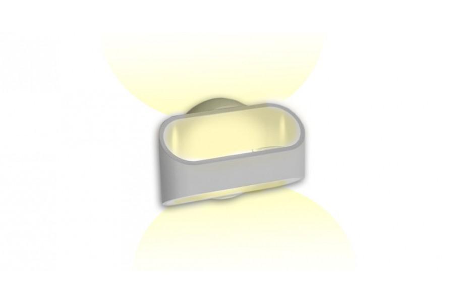Настенный накладной светильник FULTON