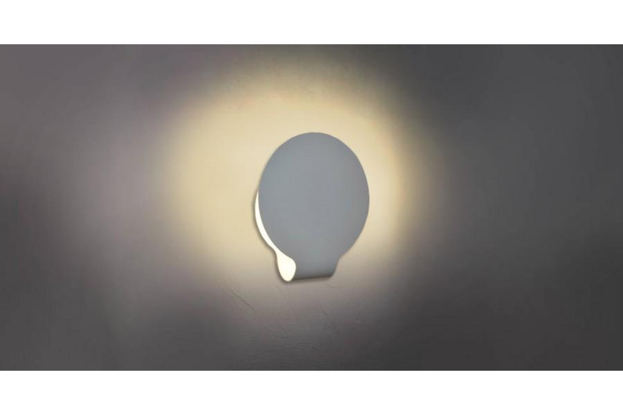 Настенный накладной светильник RUNDA