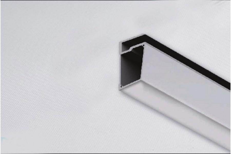Профиль для светодиодной ленты GLUSSW-ALU