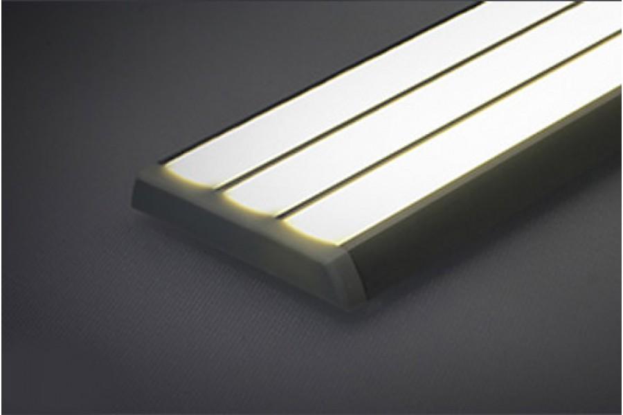 Профиль для светодиодной ленты PHS3-ALU