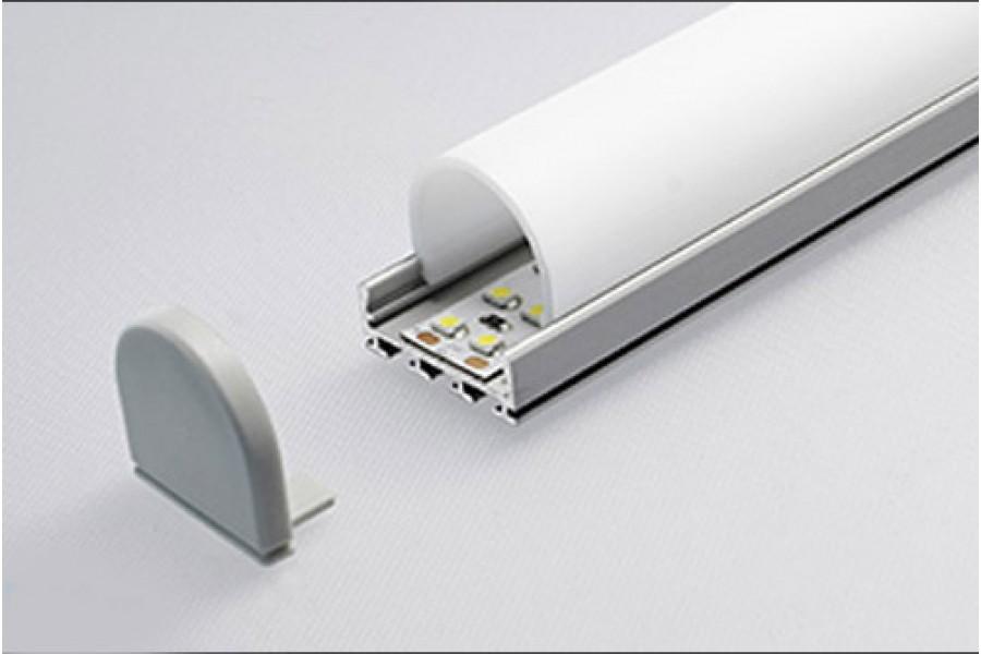 Профиль для светодиодной ленты PLS-ALU