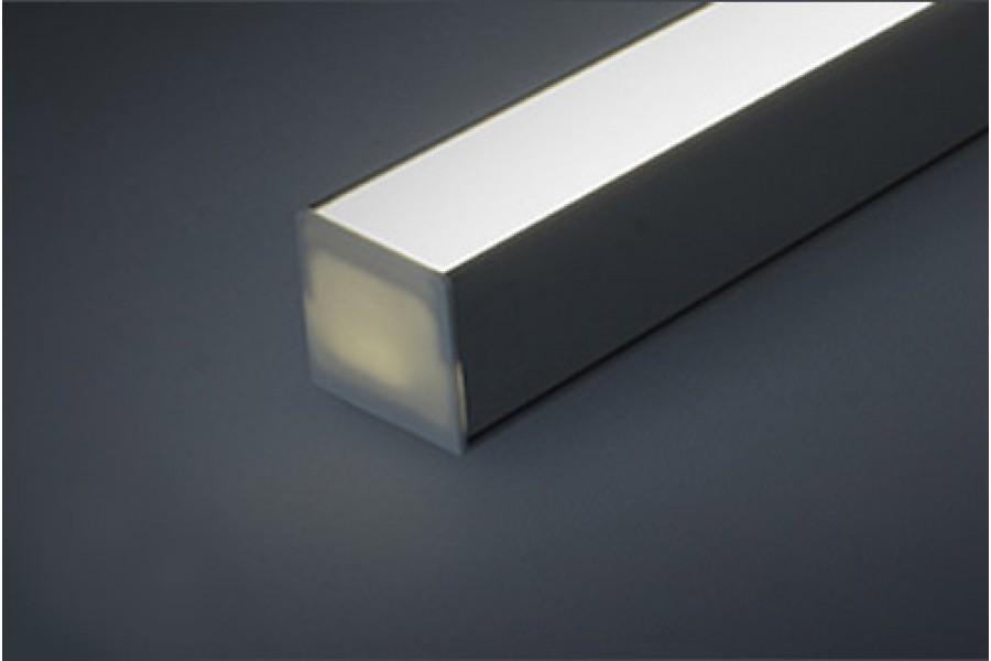 Профиль для светодиодной ленты PLS4-ALU