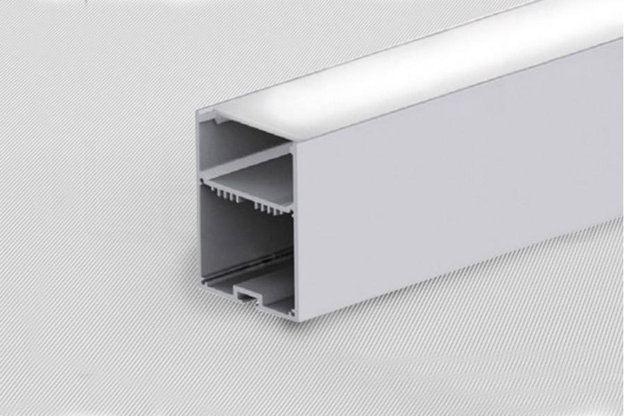Профиль для светодиодной ленты PLS5070-ALU