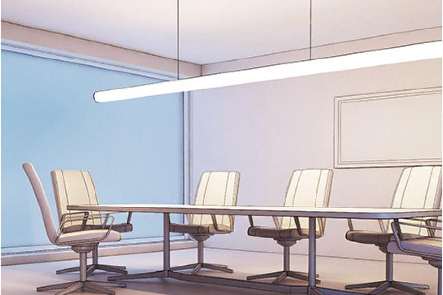 Профиль для светодиодной ленты T120-ALU