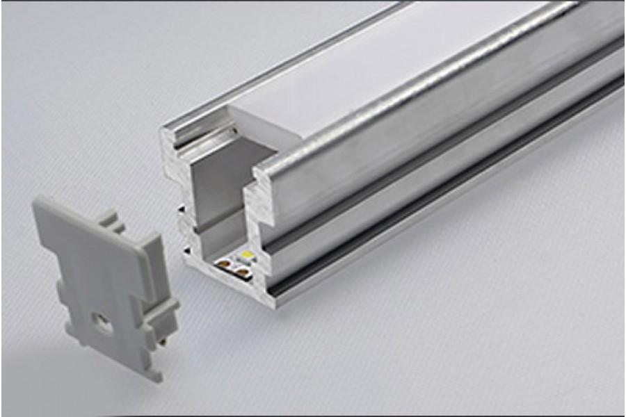 Профиль для светодиодной ленты HR4-ALU