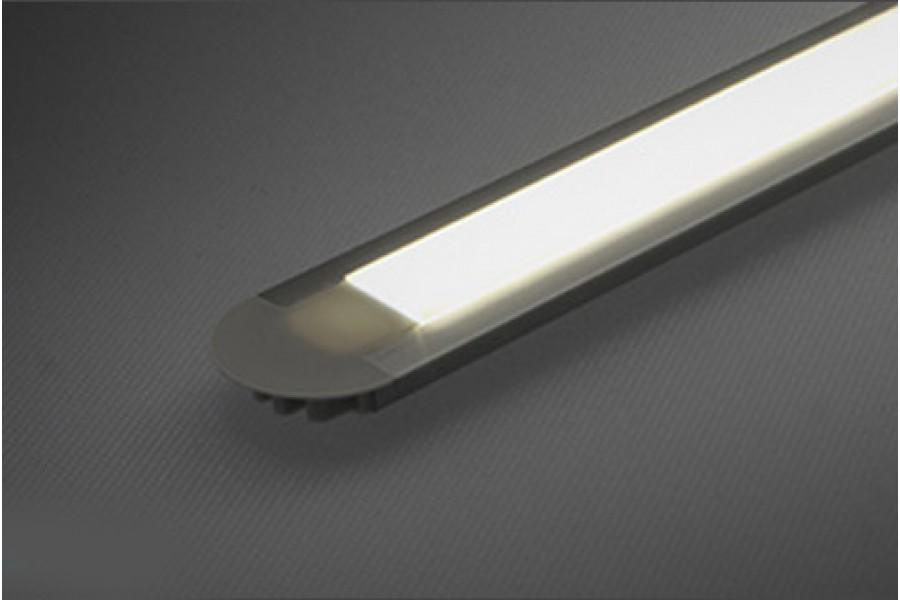 Профиль для светодиодной ленты MICRO-K-ALU