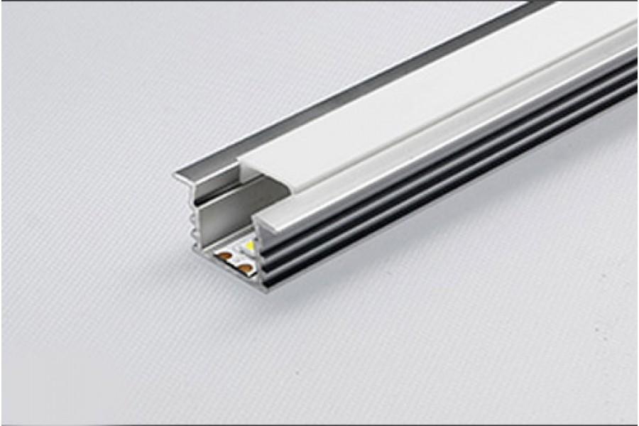 Профиль для светодиодной ленты PDS-K-ALU