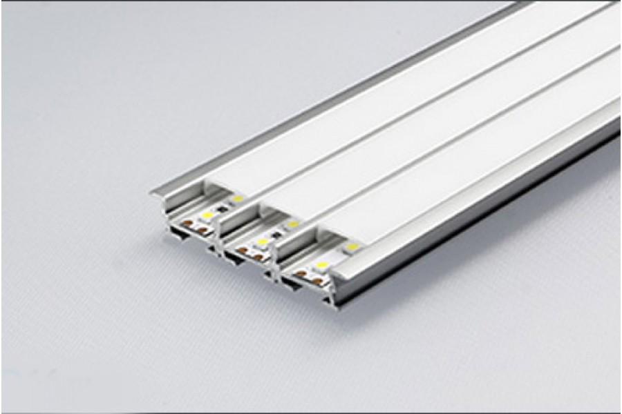 Профиль для светодиодной ленты PHS3-K-ALU
