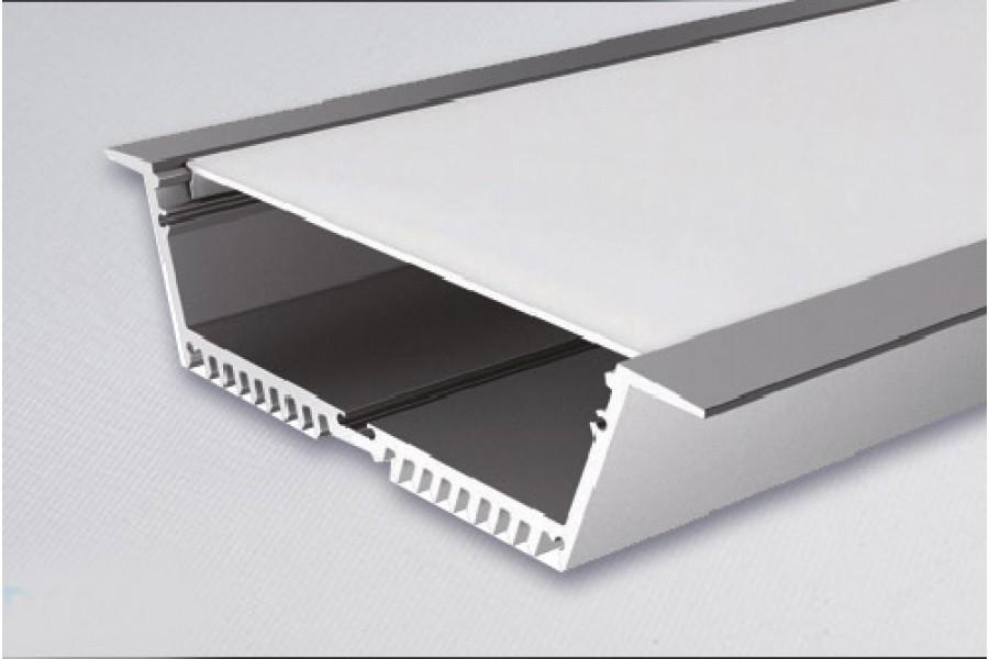 Профиль для светодиодной ленты PLS25555-ALU