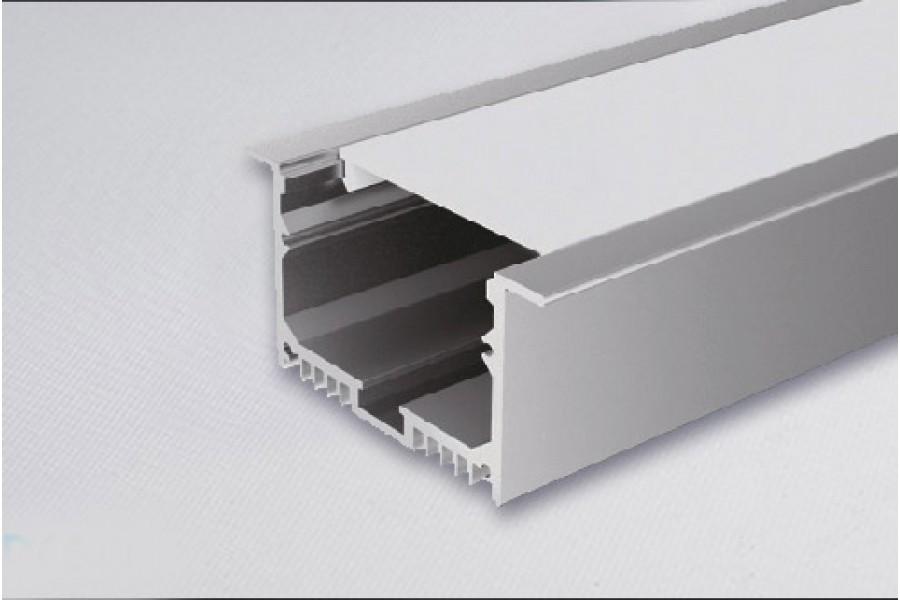 Профиль для светодиодной ленты PLS5735-ALU