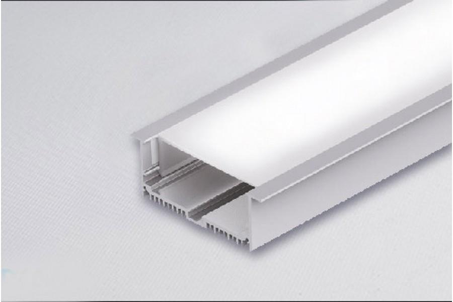 Профиль для светодиодной ленты PLS9032-ALU