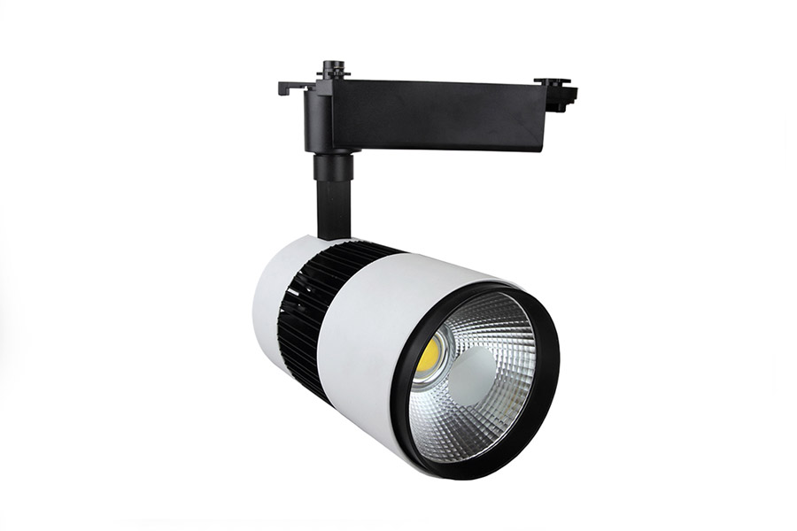 Светодиодный трековый светильник Lumerled TRBW-30W
