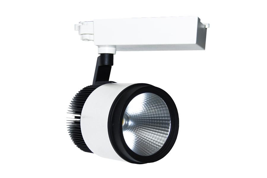 Светодиодный трековый светильник Lumerled TRWB-40W