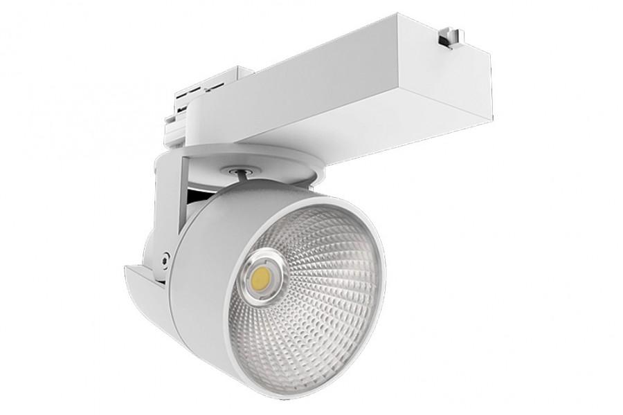 Светодиодный трековый светильник Lumerled TRBWW-30W