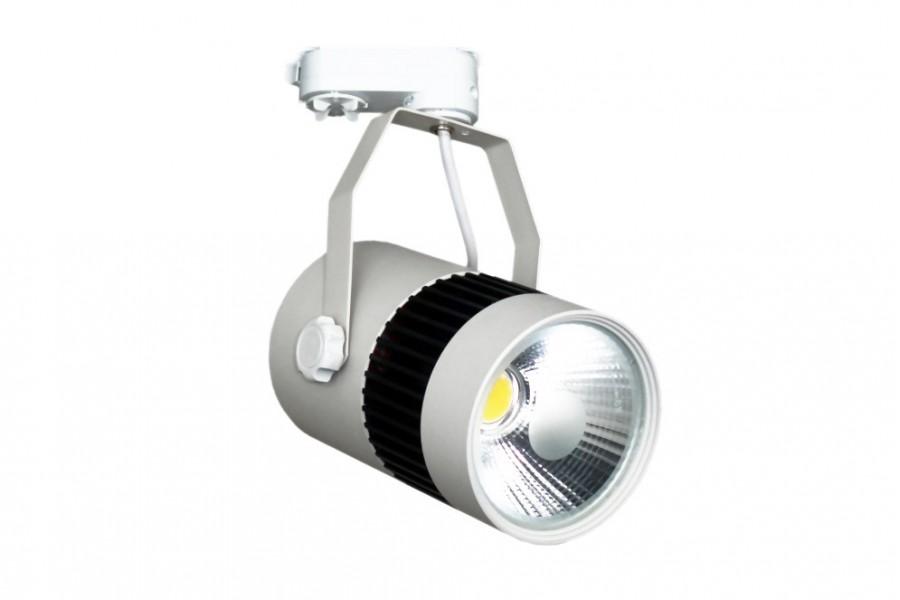 Светодиодный трековый светильник Lumerled TRW-30W